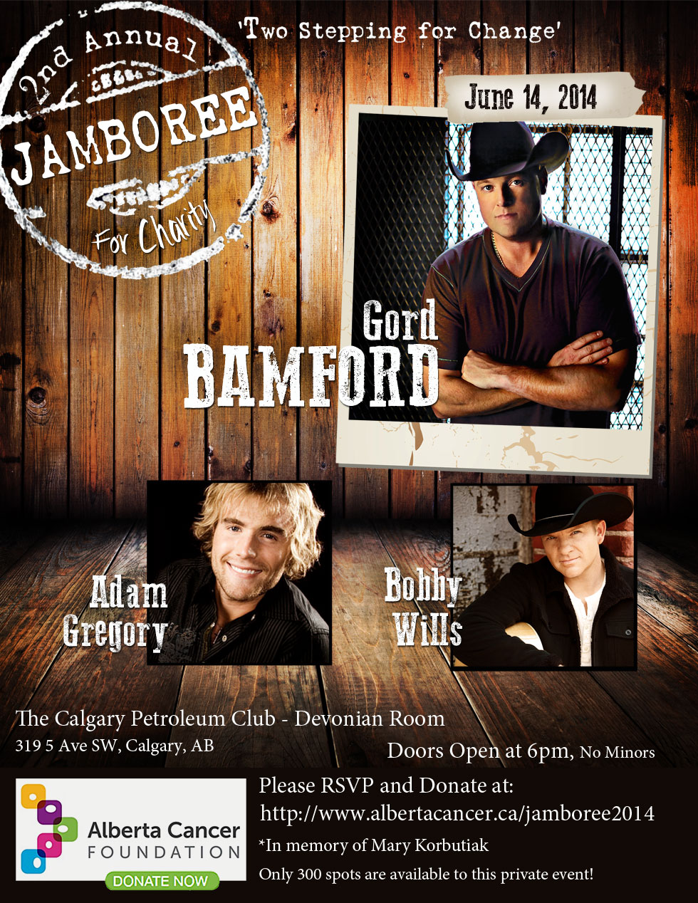 Annual Jamboree For Charity 2014