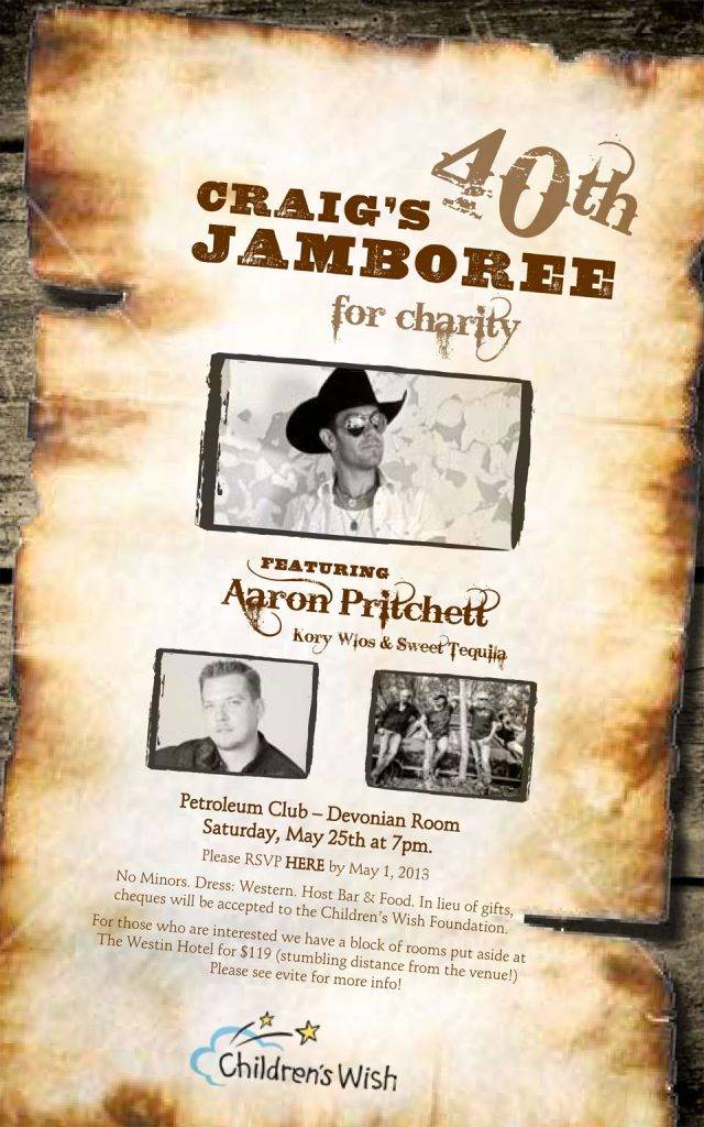 Annual Jamboree For Charity 2013