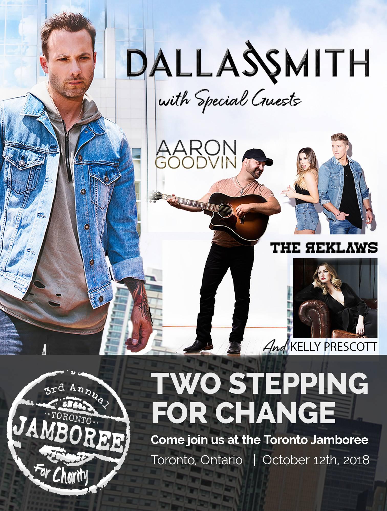 Toronto Jamboree For Charity 2018